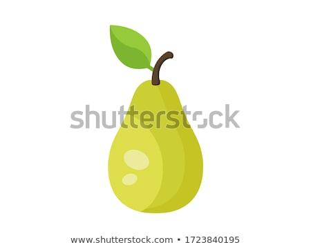 Sweet pears Stock photo © Masha