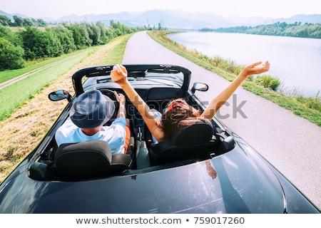Road Trip Love Stock photo © Lightsource