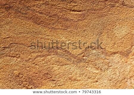 yellow rough stone texture stock photo © saddako2