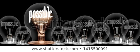Possible. Business Background. Stock photo © tashatuvango