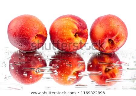 Három friss ruha édes diéta egészséges Stock fotó © raphotos