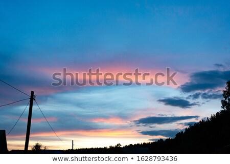 sun,blue sky stock photo © muang_satun