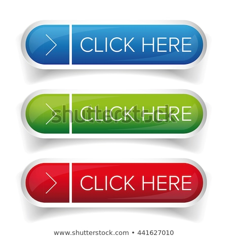 haga · clic · aquí · azul · vector · icono · diseno · tecnología - foto stock © rizwanali3d