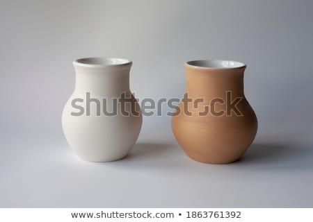 Ceramic Pitcher  Stock photo © dezign56