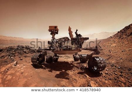 Mars Rover Stock photo © iconify