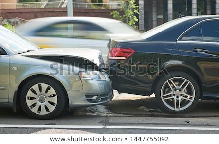 Auto ruota isolato bianco illustrazione 3d sfondo Foto d'archivio © make