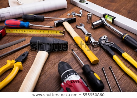 Stainless Steel House Cutter Stock photo © AndreyPopov