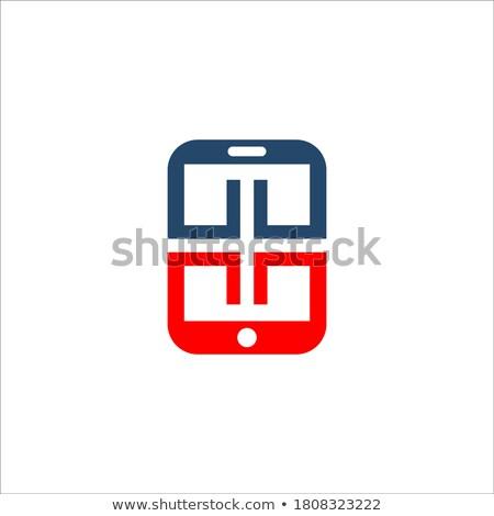 İncil · uygulama · cep · telefonu · örnek · yalıtılmış · beyaz - stok fotoğraf © kyryloff