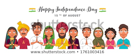 cultuur · diversiteit · dag · web · banner - stockfoto © cienpies