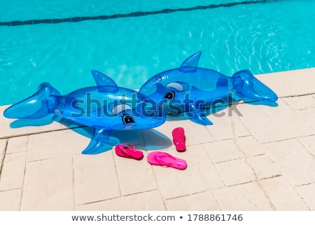Toy Dolphin Stock photo © mybaitshop