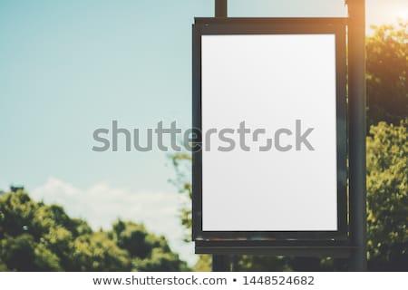 pillar lamp Stock photo © get4net