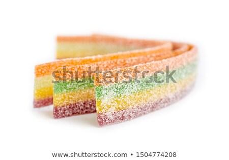 colored marmalade Stock photo © RuslanOmega