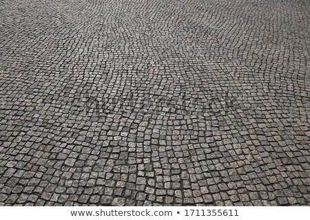 cobbled pavement stock photo © ruslanomega