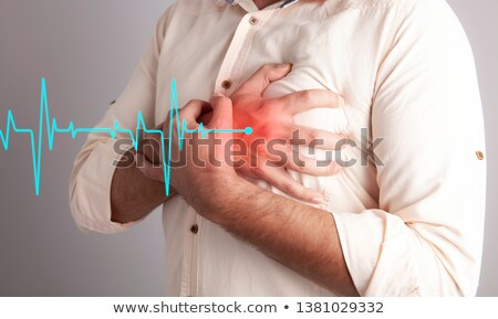 Heart condition Stock photo © Lightsource