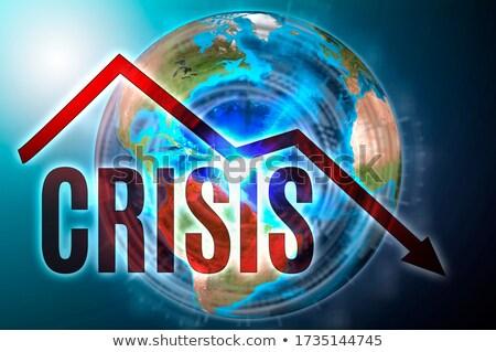 Китай · Соединенные · Штаты · кризис · США · конфликт · американский - Сток-фото © iqoncept