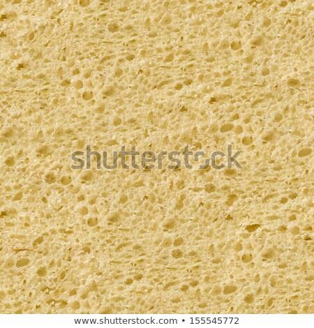 White Bread Surface. Seamless Tileable Texture. Stock photo © tashatuvango