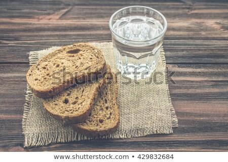 bread and water stock photo © marylooo