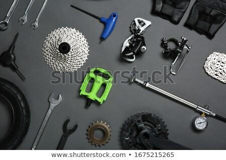 spare from the manometer Stock photo © mayboro1964