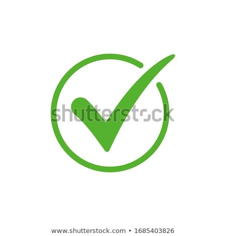 szabályok · csekk · jóváhagyás · férfi · ceruza · gól - stock fotó © frameangel