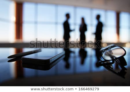 richting · sleutel · gat · oplossing · succes · verwarring - stockfoto © lightsource
