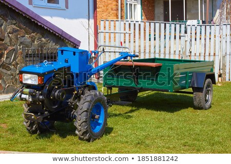 Farmers Purchases Equipment for Gardening Stock photo © Voysla