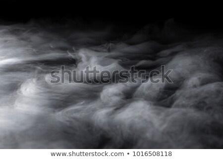 stúdió · füstös · hatás · tűz · terv · füst - stock fotó © cherezoff