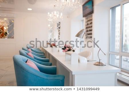 Szépségápolás modern szépségszalon munka szépség gyógyszer Stock fotó © photocreo