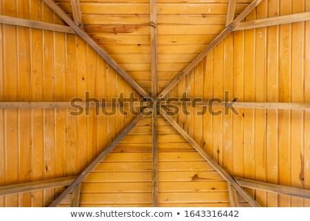 Foto stock: Quadro · telhado · pormenor · casa · construção · trabalhar