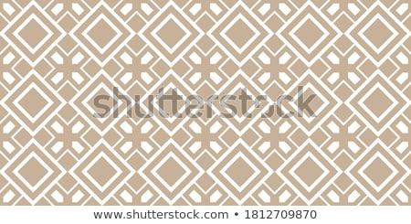 vector · sin · costura · patrón · dibujado · a · mano - foto stock © frescomovie