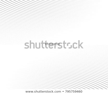 minimal retro style background with line art Stock photo © SArts