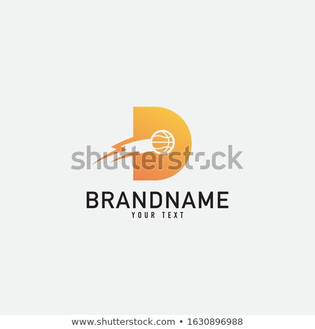 Basketball tournament. Emblem template with basketball ball. Des Stock photo © masay256