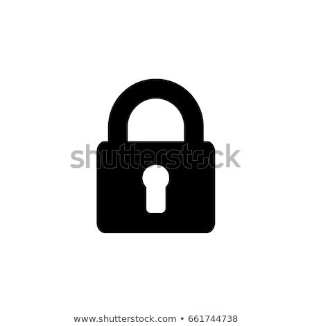 ingesteld · vector · silhouet · iconen · verschillend - stockfoto © kup1984