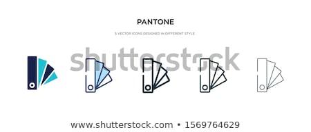 Libro icono diferente estilo vector símbolo Foto stock © sidmay