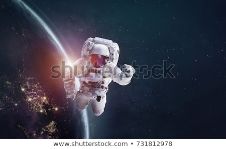 astronaut in outer space stock photo © nasa_images