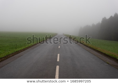 A road leading to Seven Cities (Sete Cidades) Stock photo © hsfelix