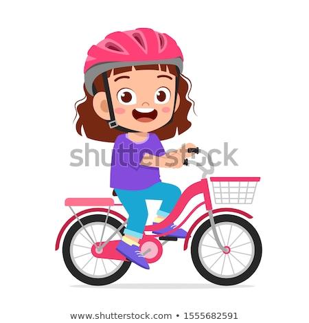 行使 · 自転車 · フィットネス女性 · ホイール · フィット · 女性 - ストックフォト © fahrner