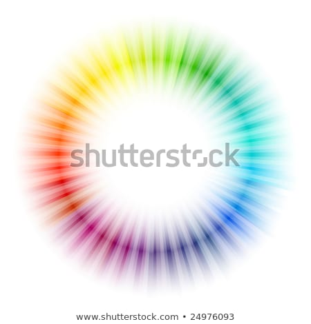 Explosion with white hot center Stock photo © oneo