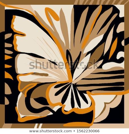 ジーンズ · コラージュ · 要素 · コレクション · テクスチャ - ストックフォト © lubavnel