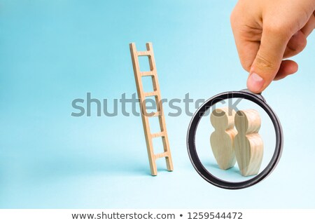 social ladder Stock photo © xedos45