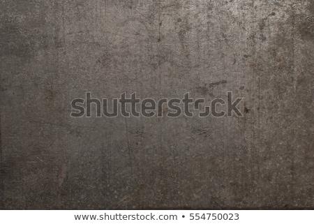 rusty painted metal texture Stock photo © PixelsAway