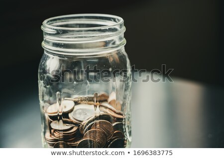 Loose change Stock photo © RTimages