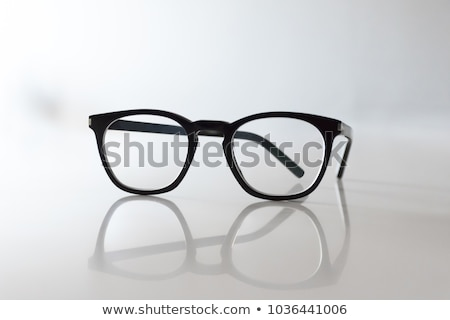 glasses frames wiith shadow Stock photo © experimental