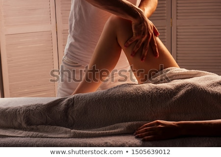 foreplay Stock photo © dolgachov
