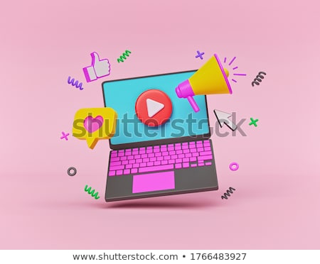 Marketing Button. Stock photo © tashatuvango