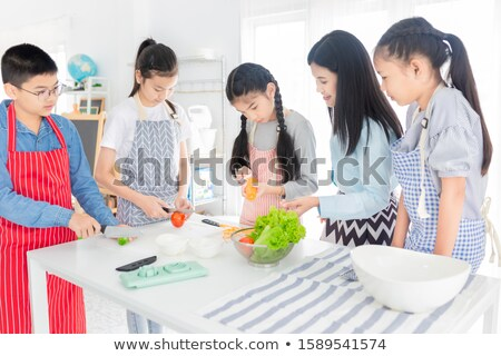 Food Education Stock photo © Lightsource