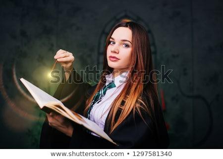 женщины маг магия жить этап Sexy Сток-фото © actionsports