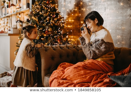 Stock photo: Camera taking pictures