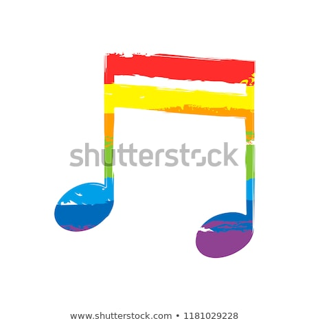 Liefde knop grijs woord trots gekleurd Stockfoto © karenr