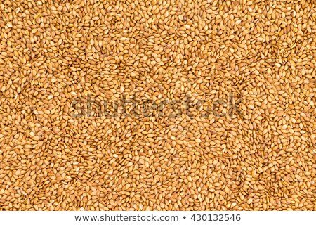 Background texture of roasted golden flax seed Stock photo © ozgur