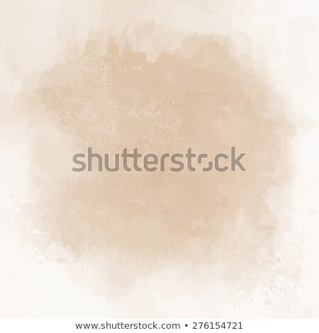 Gouache beige grunge texture Stock photo © Sonya_illustrations